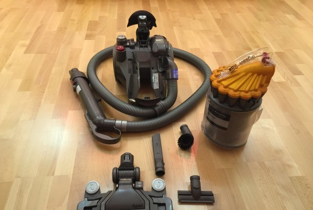Пылесос dyson ds23 vacuum cleaners repairs dyson